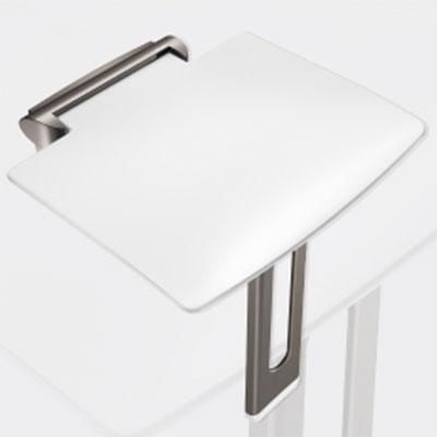 Dusche Vita mit dem Be-Line® Sitz