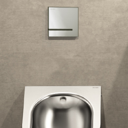 Elektronischer Urinal-Druckspüler