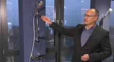 Duschsystem SECURITHERM Securitouch DELABIE