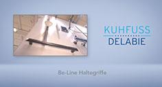 Design Haltegriffe und Duschsitze BE-LINE®