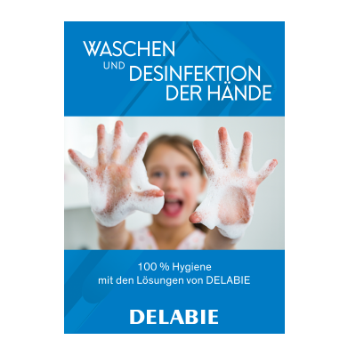 Waschen und Desinfektion der Hände