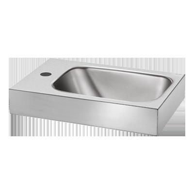 Handwaschbecken aus Edelstahl LAVANDO