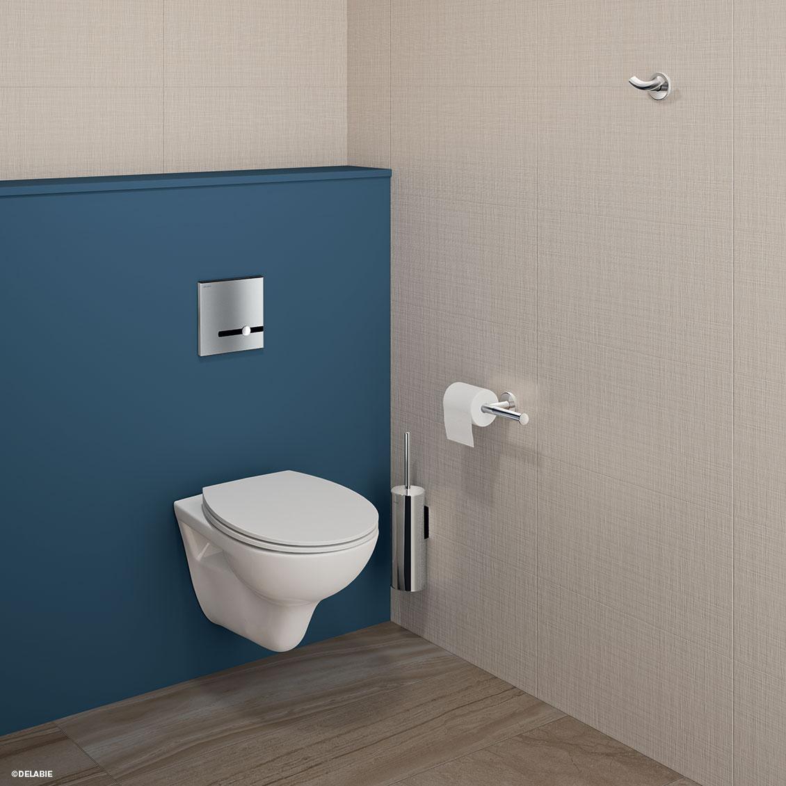 Büro-Toiletten