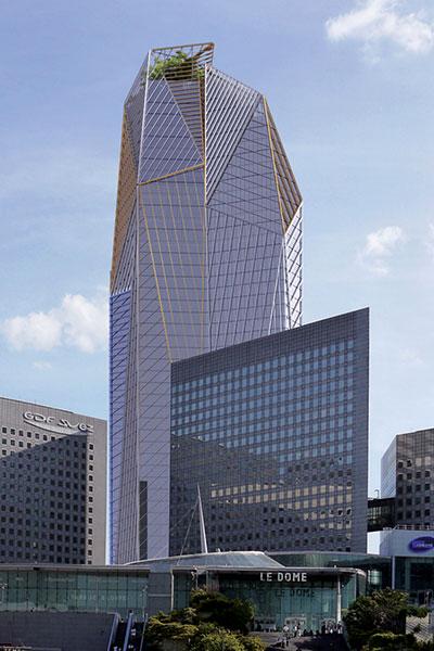 Turm Jean Nouvel