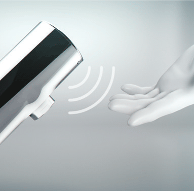 Elektronische Armaturen mit Hygienespülprogramm