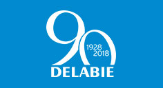 90 Jahre DELABIE