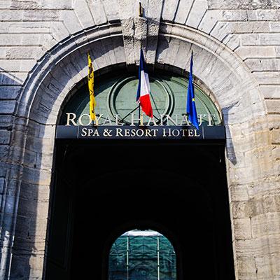 Royal Hainaut Spa & Resort Hotel - Valenciennes, Frankreich