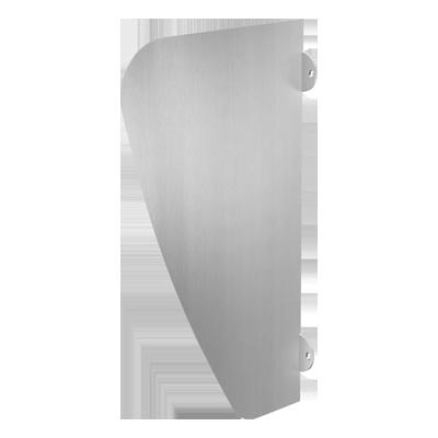 Urinal-Schamwand aus Edelstahl AZA
