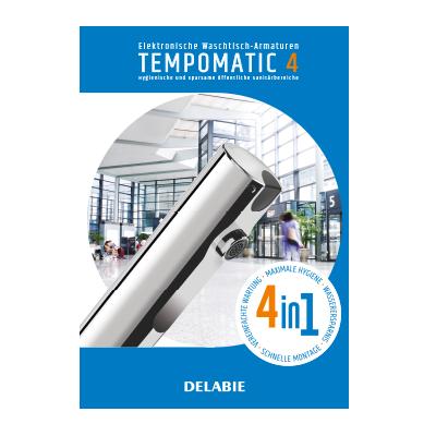 Elektronische Waschtisch-Armaturen TEMPOMATIC 4