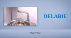 BINOPTIC Hohe Ausführungen für Aufsatz- und Halbeinbaubecken