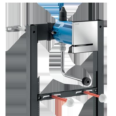 TEMPOFIX 3: Installationssystem für Urinale