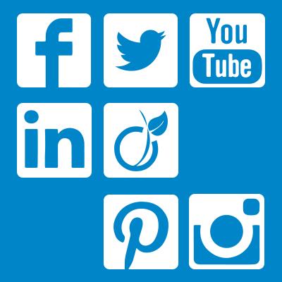 Folgen Sie DELABIE in den sozialen Netzwerken
