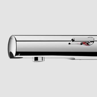 Elektronische Mischbatterie für Wandmontage - Art. 493406