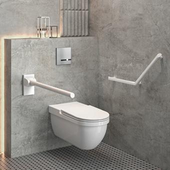 Barrierefreie Toiletten Hotel