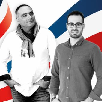 Eric Denis - EDDS und Nicolas Testori - DELABIE