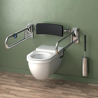 Barrierefreie Toiletten Restaurant