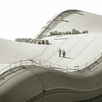 Abu Dhabi - Architekturbüro Kohn Pedersen Fox