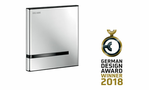 TEMPOMATIC 4 Preisträger des GERMAN DESIGN AWARD 2018