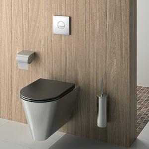 Hotel-Toilette